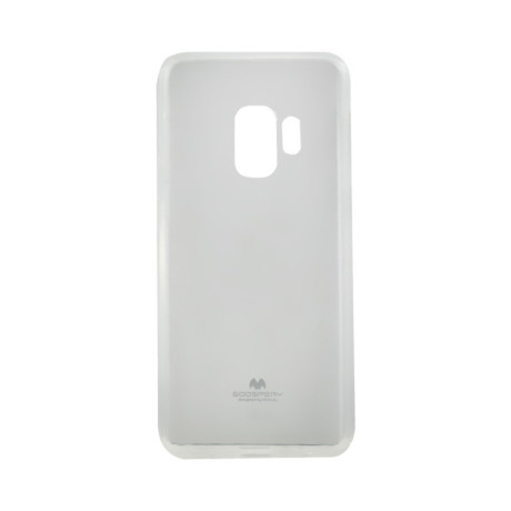 Husa Jelly Samsung Galaxy S9 Transparent Goospery
