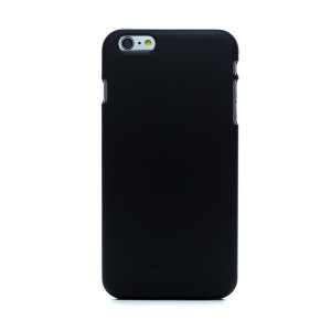 Husa Jelly Soft iPhone 6 Plus Negru Goospery