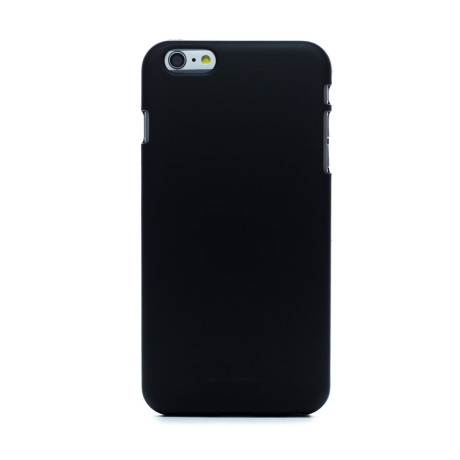 Husa Jelly Soft iPhone 6 Plus Negru Goospery