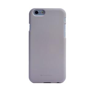 Husa Jelly Soft iPhone 6/6S Nude Goospery