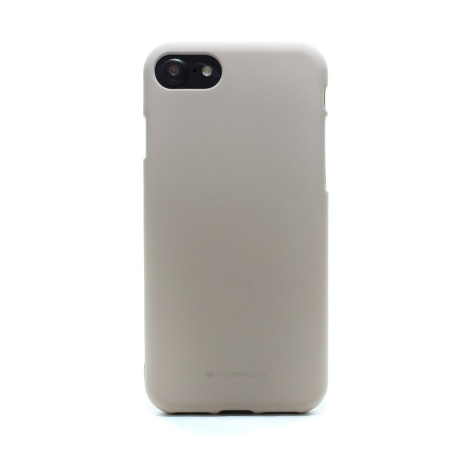Husa Jelly Soft iPhone 7/8/SE 2 Nude Goospery