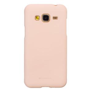 Husa Jelly Soft Samsung Galaxy J3 2016 Nude Goospery
