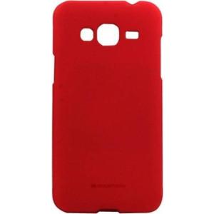 Husa Jelly Soft Samsung Galaxy J3 2016 Rosu Goospery