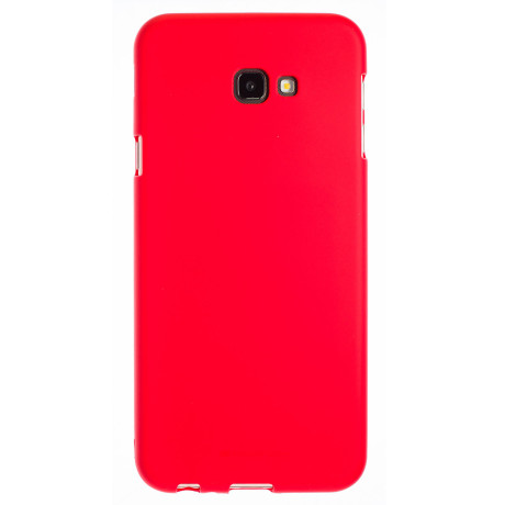 Husa Jelly Soft Samsung Galaxy J4 Plus 2018, Rosu
