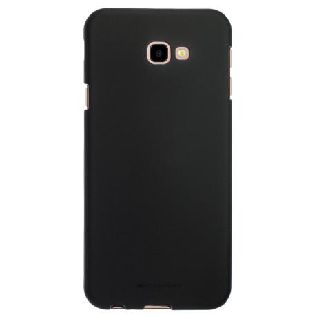 Husa Jelly Soft Samsung Galaxy J4 Plus Negru