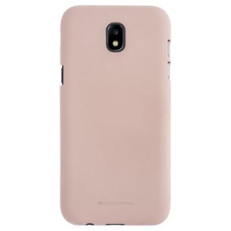 Husa Jelly Soft Samsung Galaxy J5 2016 Nude Goospery