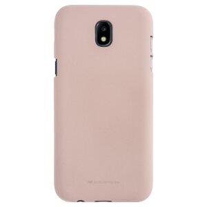 Husa Jelly Soft Samsung Galaxy J5 2017 Nude Goospery
