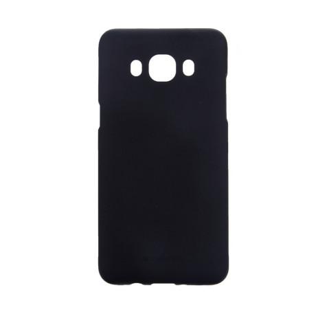 Husa Jelly Soft Samsung Galaxy J7 2016 Neagra Goospery