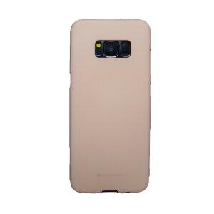 Husa Jelly Soft Samsung Galaxy S8 Nude Goospery
