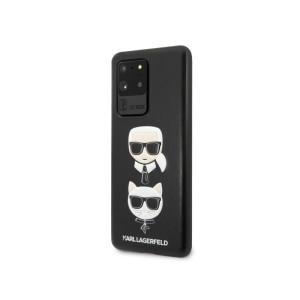 Husa Karl Lagerfeld & Choupette pentru Samsung Galaxy S20 Ultra Black