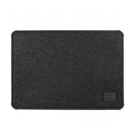 Husa Laptop Uniq DFender Tough UNIQ-DFENDER(11.6)-BLACK Magnetic 12 Inch Negru
