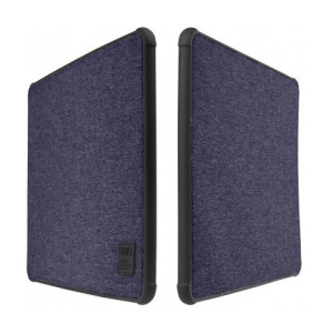 Husa Laptop Uniq DFender Tough UNIQ-DFENDER(11.6)-BLUE Magnetic 12 Inch Albastru
