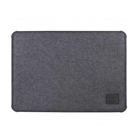 Husa Laptop Uniq DFender Tough UNIQ-DFENDER(13)-GREY Magnetic 13 Inch Gri