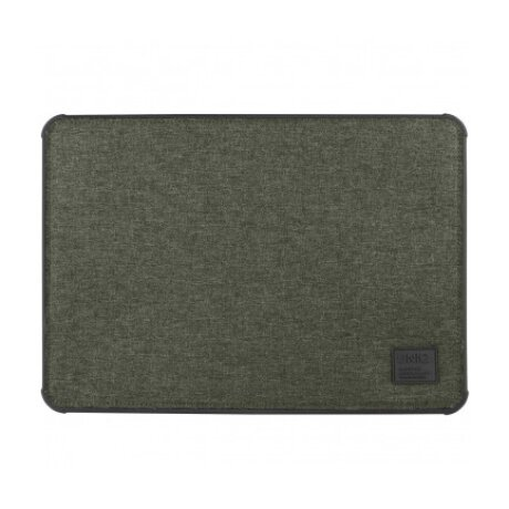 Husa Laptop Uniq DFender Tough UNIQ-DFENDER(15)-GREEN Magnetic 15 Inch Verde