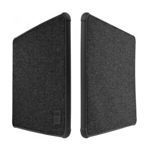 Husa Laptop Uniq DFender Tough UNIQ-DFENDER(16)-BLACK Magnetic 16 Inch Negru