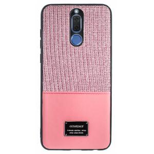 Husa Magnetica Huawei Mate 10 Lite, Roz Glitter CTK