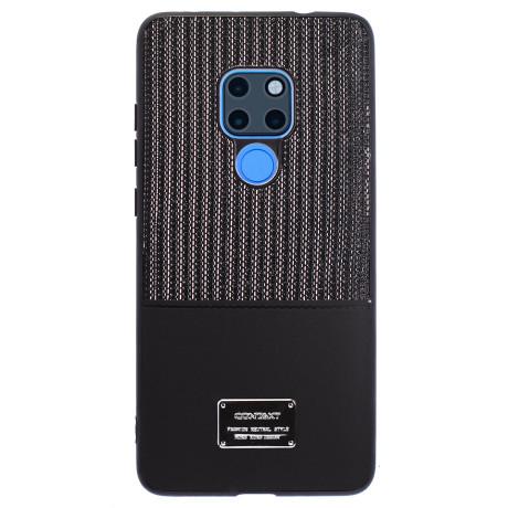 Husa Magnetica Huawei Mate 20 Negru Glitter CTK