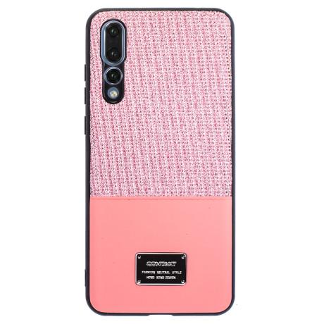 Husa Magnetica Huawei P20 Pro, Roz Glitter CTK