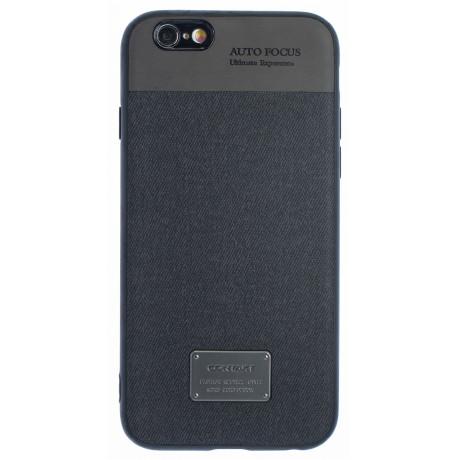 Husa Magnetica iPhone 6/6s, Negru CTK
