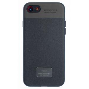 Husa Magnetica iPhone 7/8/SE 2, Negru CTK