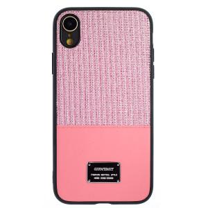 Husa Magnetica iPhone XR, Roz Glitter CTK