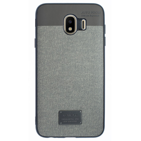 Husa Magnetica Samsung Galaxy J4 2018, Gri  CTK