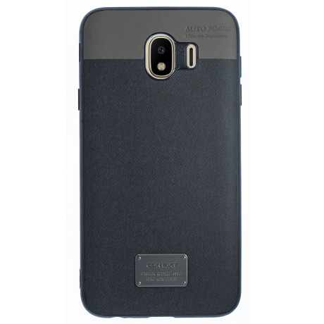 Husa Magnetica Samsung Galaxy J4 2018, Negru CTK