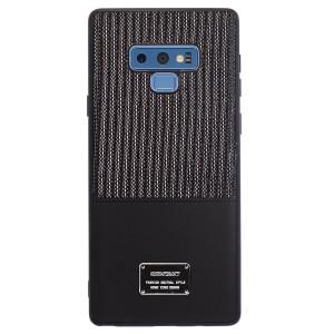 Husa Magnetica Samsung Galaxy Note 9, Negru Glitter CTK