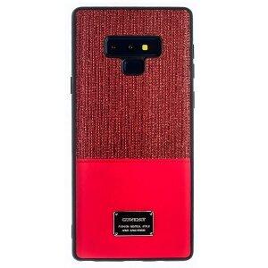 Husa Magnetica Samsung Galaxy Note 9, Rosu Glitter CTK