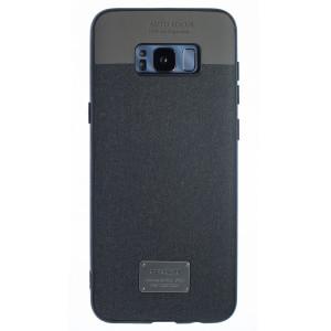 Husa Magnetica Samsung Galaxy S8 Plus, Negru CTK