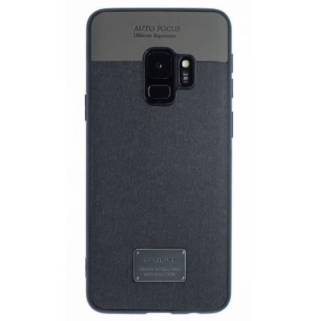 Husa Hard Samsung Galaxy S9, Negru CTK