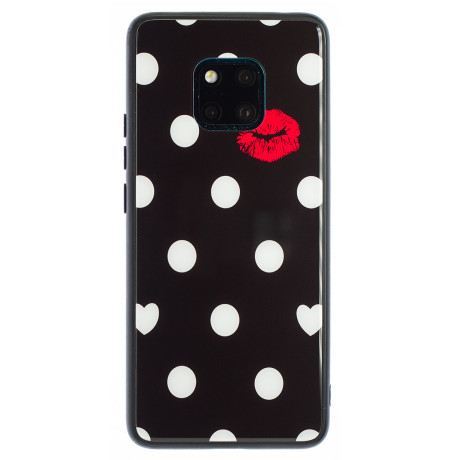 Husa Oglinda Huawei Mate 20 Pro Negru Kiss