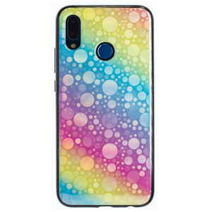 Husa Oglinda Huawei P20 Lite, Rainbow