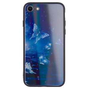 Husa Oglinda iPhone 7/8/SE 2, Fluturi