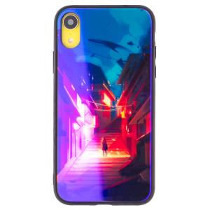 Husa Oglinda iPhone XR, Abstract
