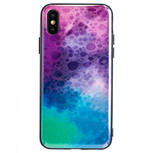 Husa Oglinda iPhone X/XS, Multicolor