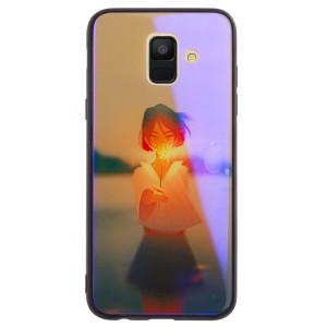 Husa Oglinda Samsung Galaxy A6 2018, Portret