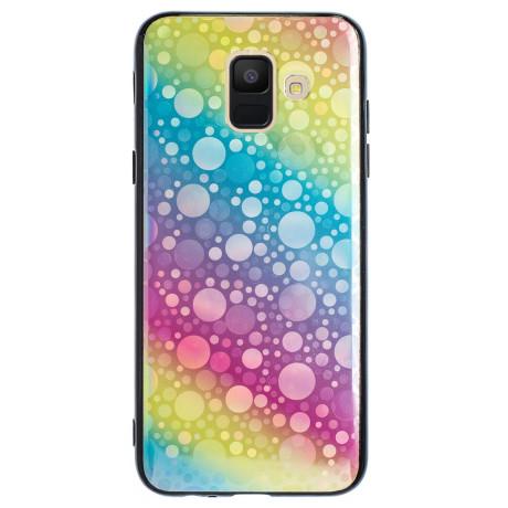 Husa Oglinda Samsung Galaxy A6 2018, Rainbow