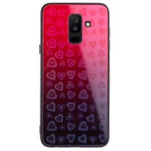 Husa Oglinda Samsung Galaxy A6 Plus 2018, Inimi