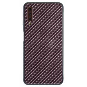 Husa Oglinda Samsung Galaxy A7 2018, Dark Grey