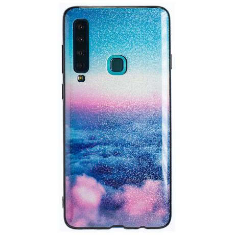 Husa Oglinda Samsung Galaxy A9 2018, Abstract