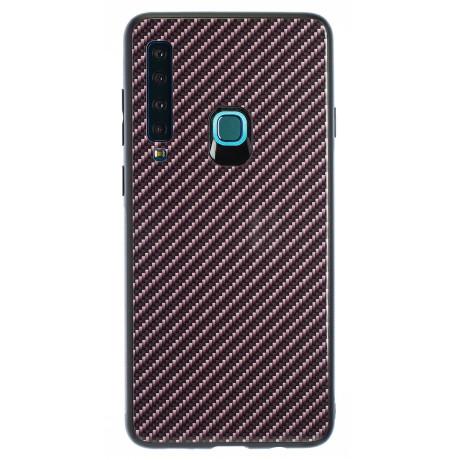 Husa Oglinda Samsung Galaxy A9 2018, Dark Grey