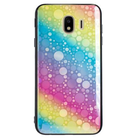 Husa Oglinda Samsung Galaxy J4 2018, Rainbow
