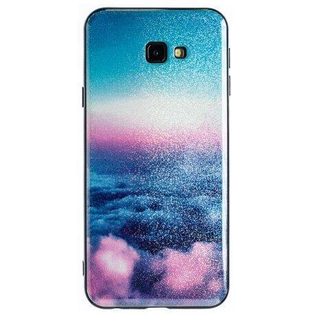 Husa Oglinda Samsung Galaxy J4 Plus Sky