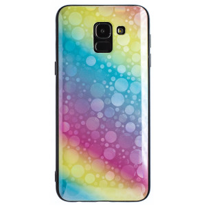 Husa Oglinda Samsung Galaxy J6 2018, Rainbow