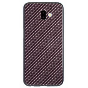 Husa Oglinda Samsung Galaxy J6 Plus, Dark Grey
