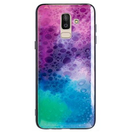 Husa Oglinda Samsung Galaxy J8 2018, Multicolor