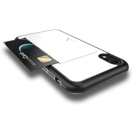 Husa Pocard Series iPhone XR Dux Ducis Alba