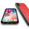 Husa Pocard Series iPhone XR Rosu Dux Ducis
