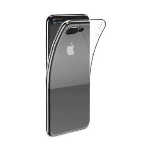 Husa Premium TPU iPhone 7/8 Plus, Borofone Transparent